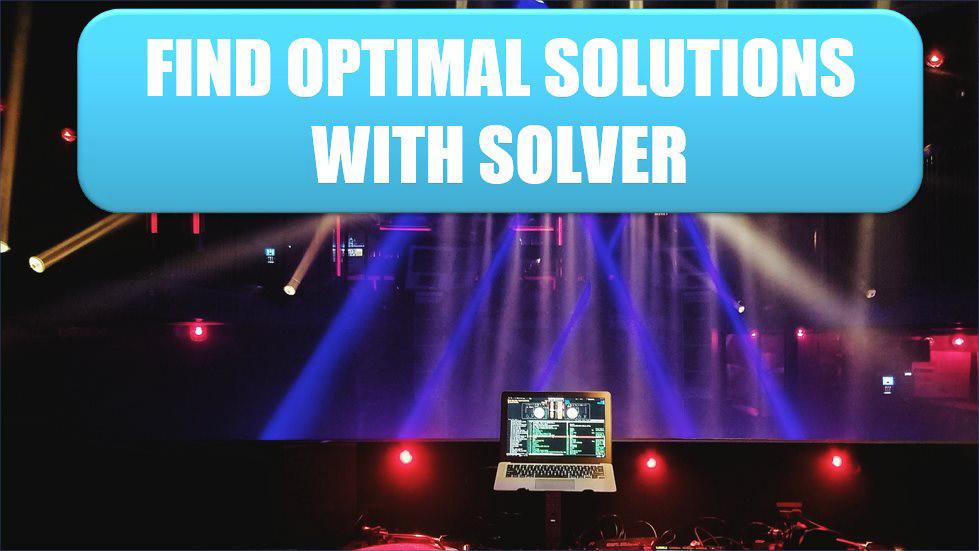 Excel 2020: Encontre as melhores soluções com o Solver