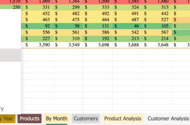 O que há de novo no Excel para a web