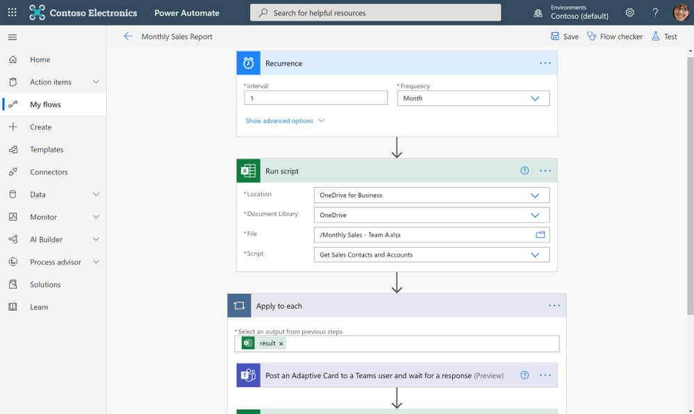Office Scripts integration with Power Automate.png